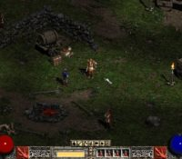Diablo 2 High Resolution Hack