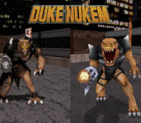 Duke Nukem 3D High Resolution Pack
