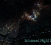 Enhanced Night Skyrim