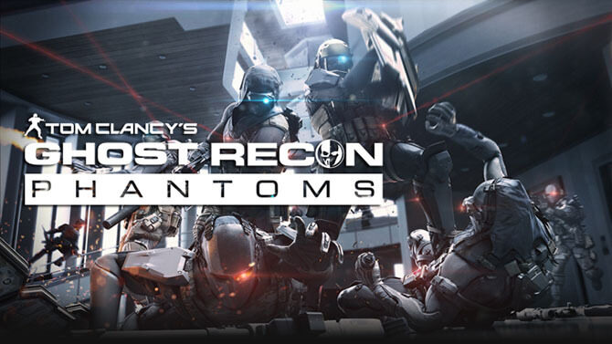 Ghost Recon Phantoms - logo