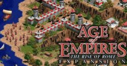 age of empires rise of rome logo