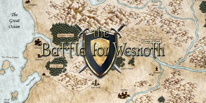 Battle for Wesnoth logo