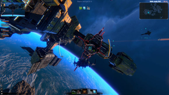 Star Conflict - Pve 2