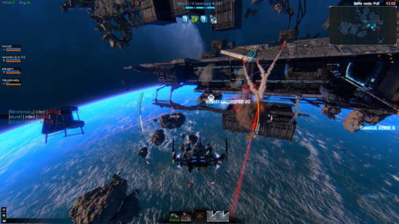 Star Conflict - PvE