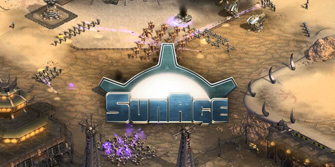 SunAge Battle for Elysium logo