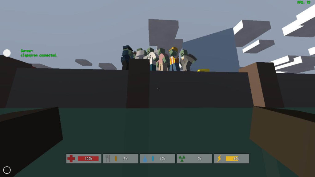 Unturned - gameplay