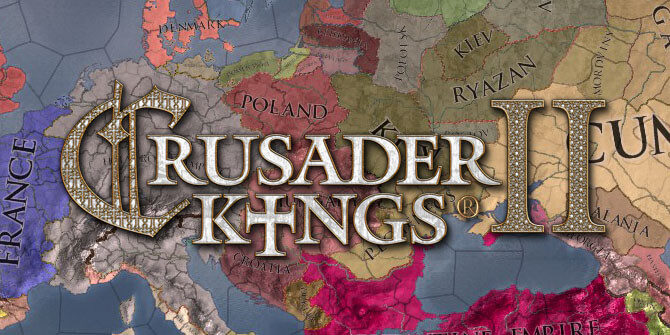 Crusader kings 2 logo