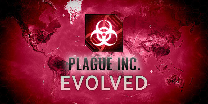 plague inc evolved logo