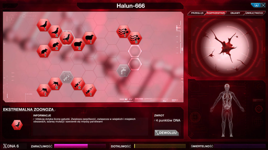 Plague Inc Evolved - rozwój