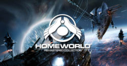 homeworld remastered collection - logo