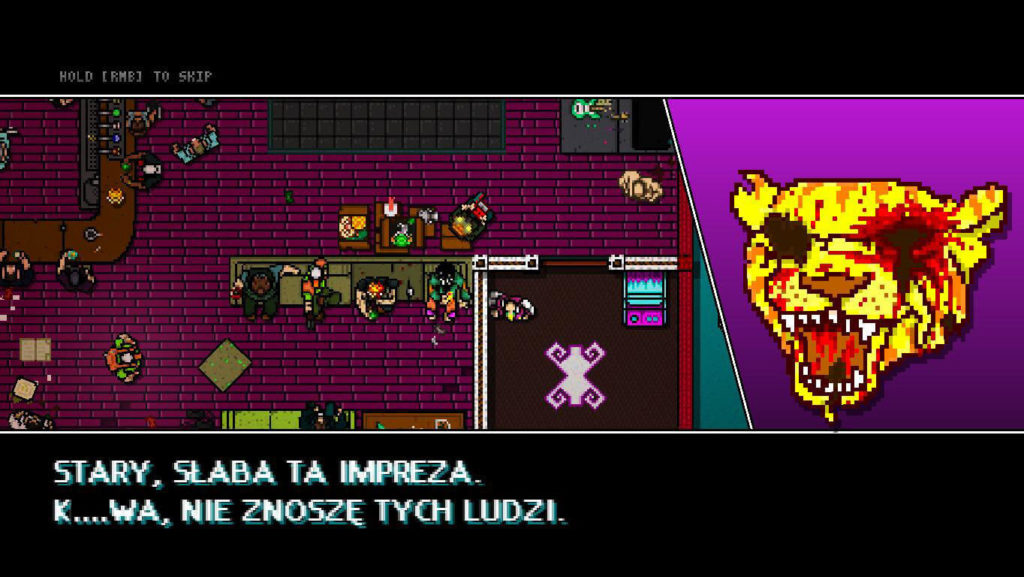 Hotline Miami 2 - wrong number - fabuła