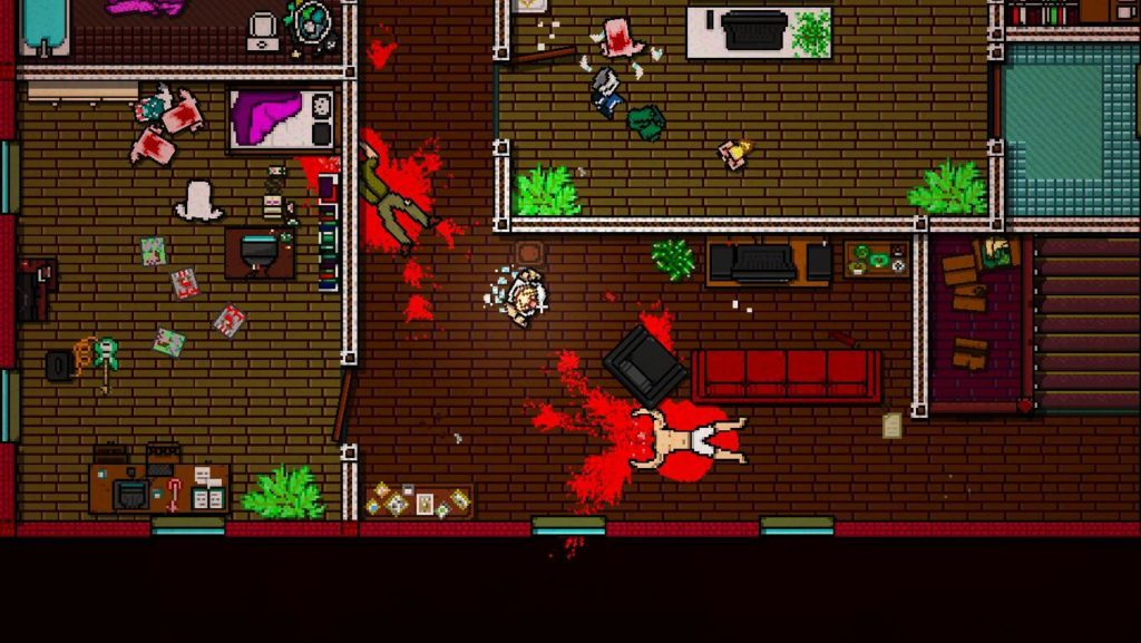 Hotline Miami 2 - wrong number - gameplay 2