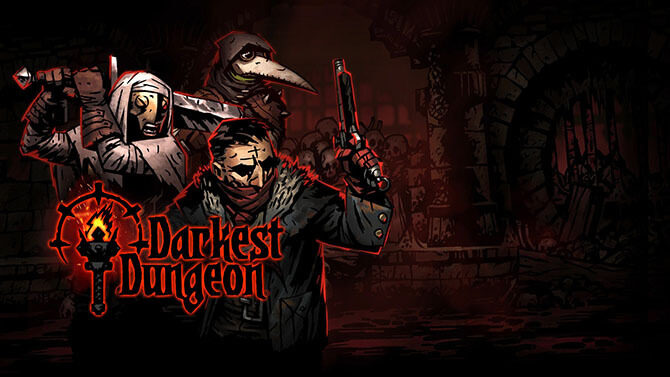 Darkest Dungeon - logo