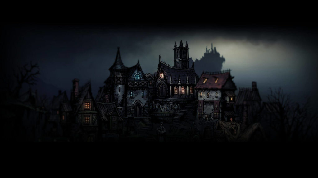 Darkest Dungeon - miasto
