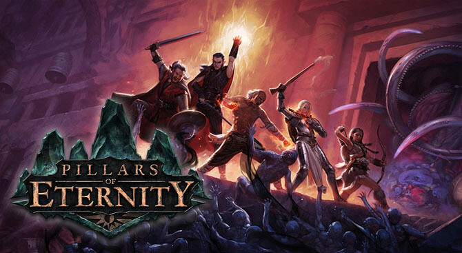 Pillars of Eternity - logo