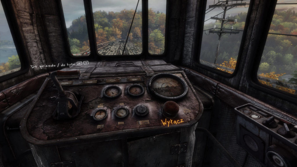 The Vanishing of Ethan Carter - Interakcja z obiektami