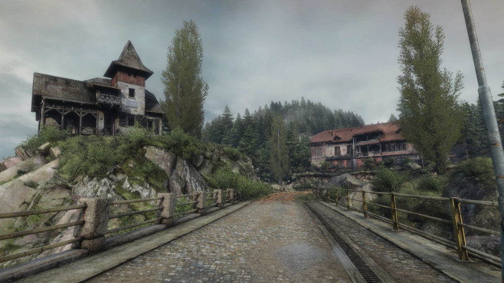 The Vanishing of Ethan Carter - Red Creek Valley