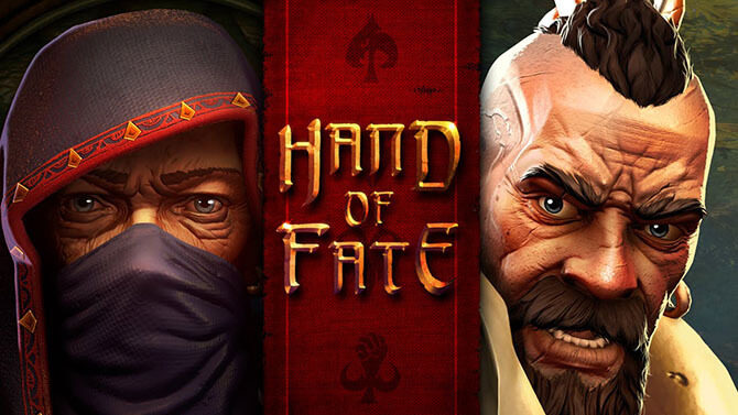 Hand of Fate - logo