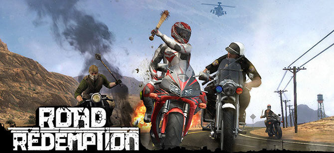 Road Redemption - logo