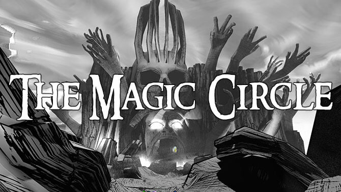 the magic circle - logo