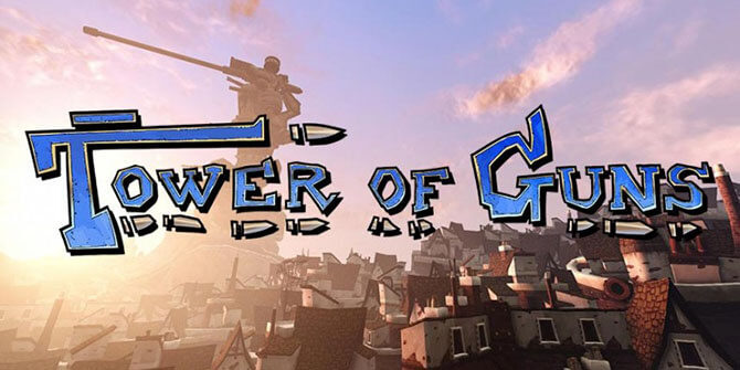 Tower of Guns - logo