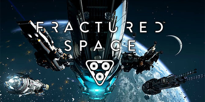 Fractured Space - logo