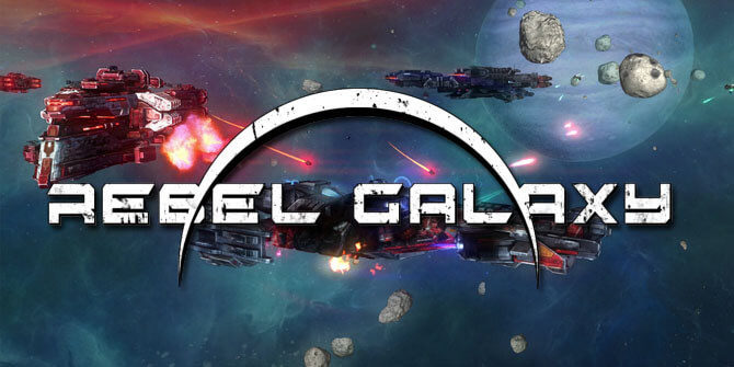 Rebel Galaxy - logo