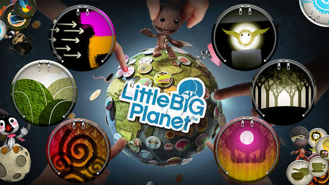 Little Big Planet - logo