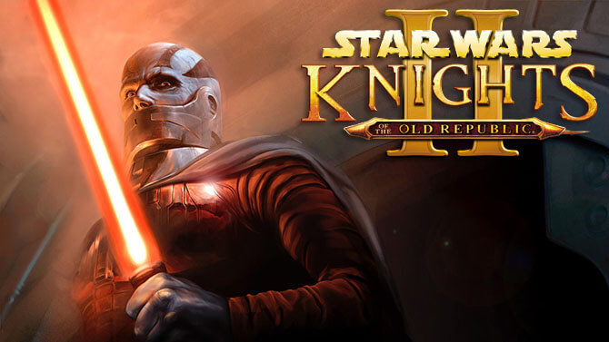 Star Wars Knights of the Old Republic II logo