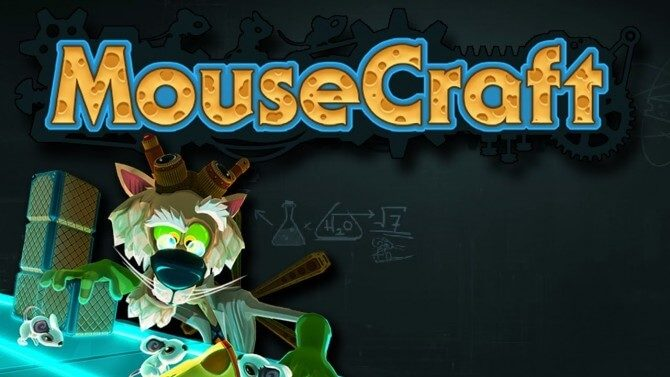 Mousecraft - logo