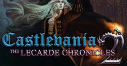 Castlevania The Lecarde Chronicles 2 - logo