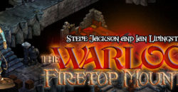 The Warlock of Firetop Mountain Playernotes