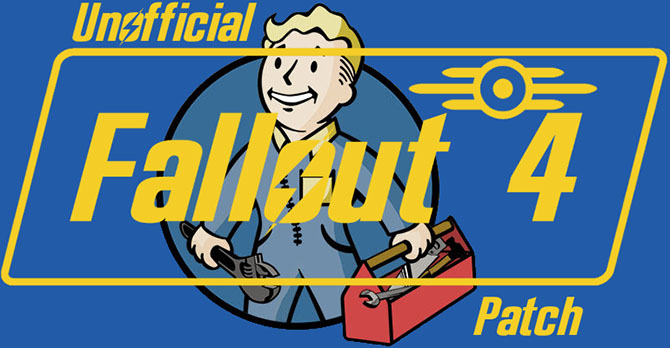 Fallout 4 unofficial patch
