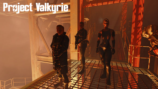 project valkyrie fallou 4