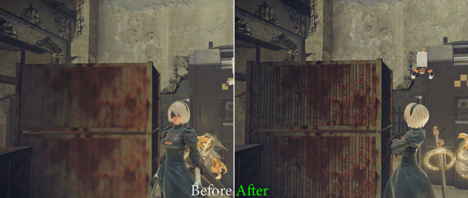 nier automata hd pack