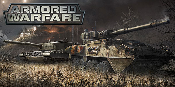 Armored Warfare Alpha