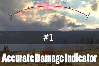Accurate Damage Indicator