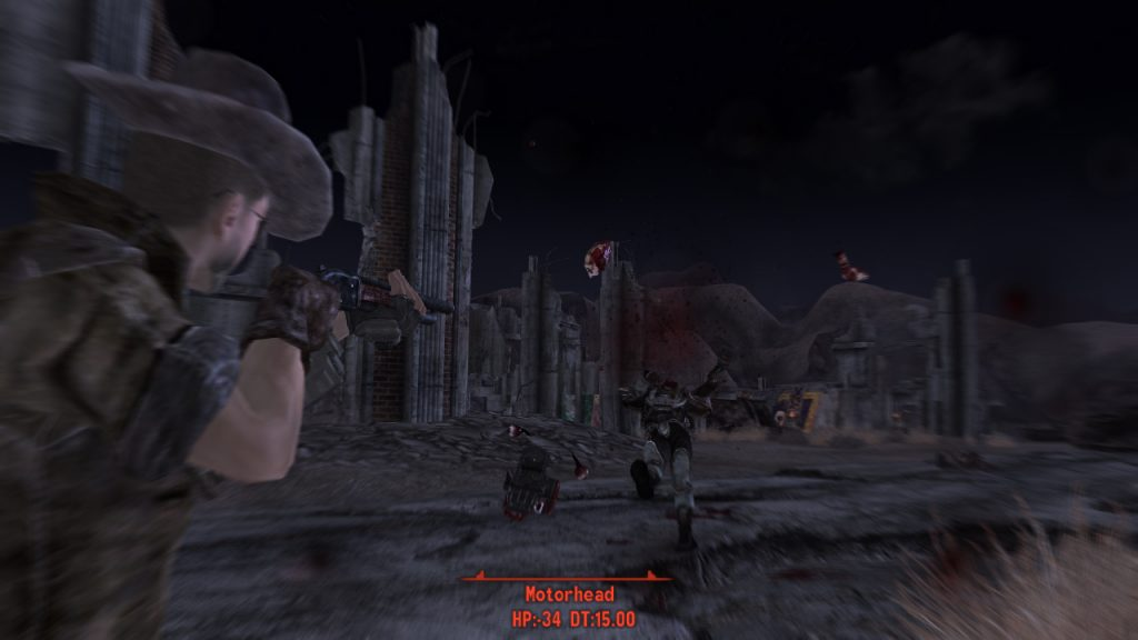 Fallout New Vegas - Bounties mod 2