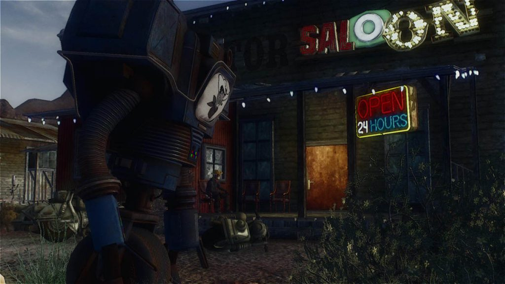 Fallout New Vegas - ENB Next Generation