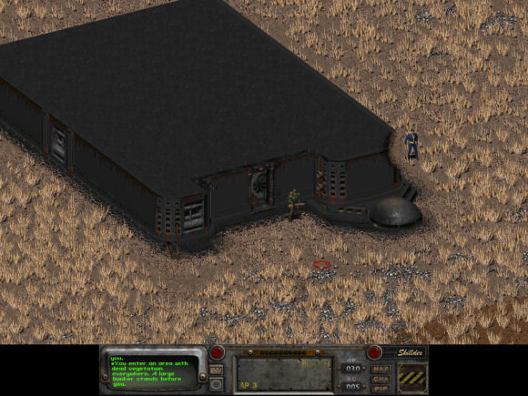 Fallout 2 Restoration Project - hub stash