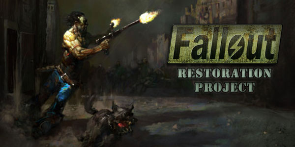 Fallout 2 Restoration Project Logo