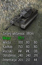 info panel mod world of tanks