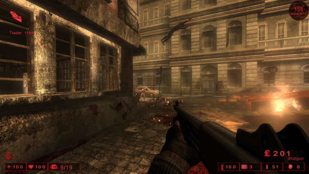 Killing Floor - miasto