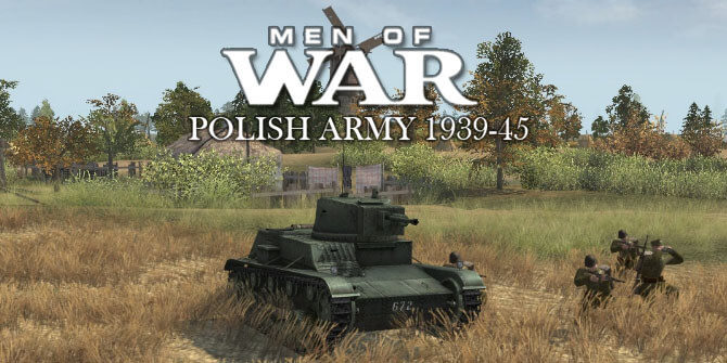 men of war polish army logo