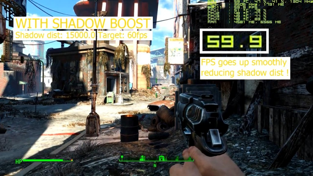 Fallout 4 shadow boost