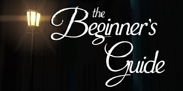 The Beginner's Guide - logo