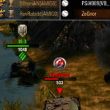 user icons clans xvm world of tanks